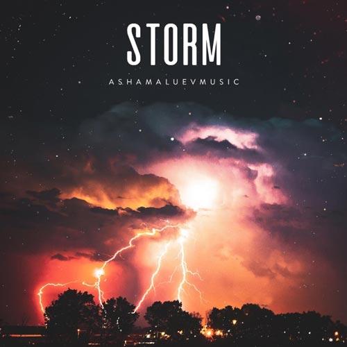 دانلود آهنگ بی کلام Storm از AShamaluevMusic