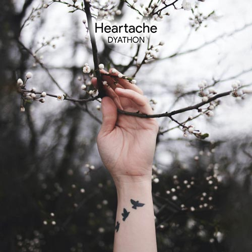 دانلود آهنگ بی کلام Heartache اثری از DYATHON
