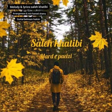 دانلود آهنگ مرد پاییزی صالح خطیبی