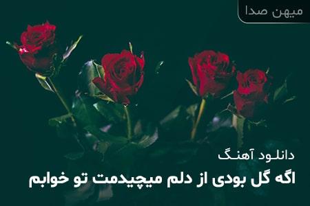 دانلود آهنگ اگه گل بودی از دلم میچیدمت کسری زاهدی